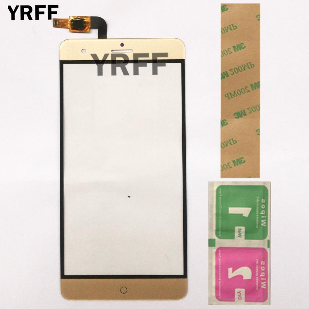 5.5'' Mobile Touch Screen For ZTE Blade V7 Max V7Max BV0710 BV0710T Touch Screen Digitizer TouchScreen Front Glass 3M Glue Wipes