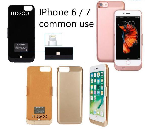 coque powerbank iphone 7