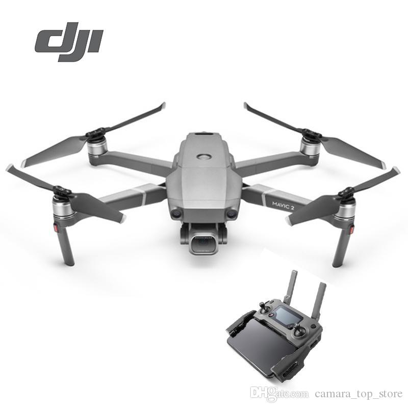 New In Stock DJI Mavic Pro 2 Zoom Dolly Zoom Camera Drone 48MP 2X Optical Hyperlapse RC Helicopter FPV Quadcopter Original