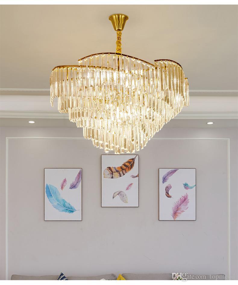 salon de lustre moderne lampes lampe simple maison ambiance lumineuse lampe chambre de luxe cristal simple restaurant européen