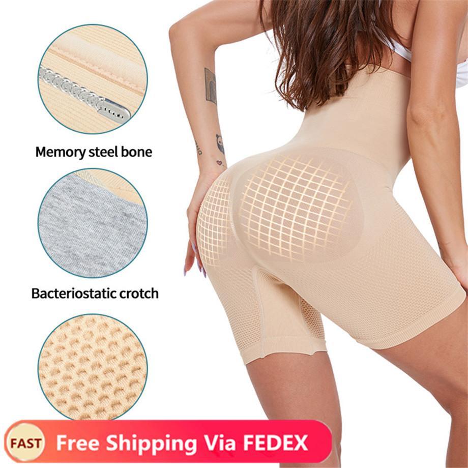 Waist Trainer High Waist Butt Lifter Women Binders Body Shaper Slimming Underwear Shapewear Slimming Belt faja corset for Slim