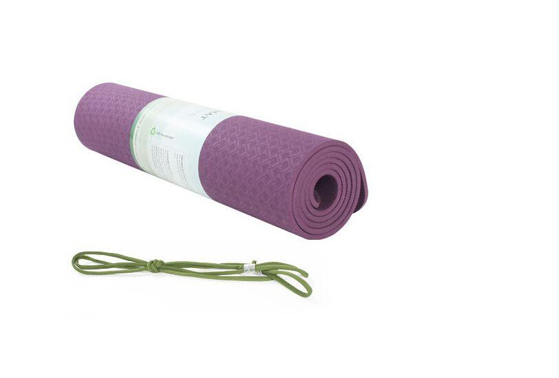2020 Yoga Mats Single Layer 6mm Tasteless Sports Fitness Non Slip Yoga Mat Manufacturer Wholesale From Marigolder 29 23 Dhgate Com