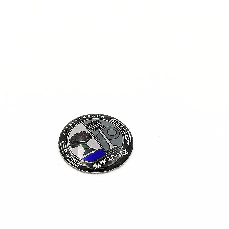 메르세데스 - 벤츠 중앙 제어 멀티미디어 자동차 스티커 애플 트리 AMG 밀 귀 자동차 스티커에 적합