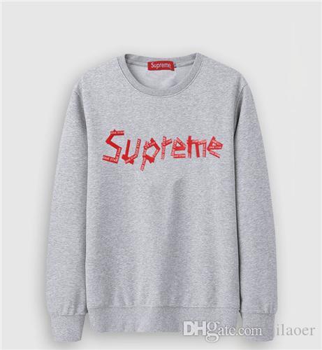 2019 New Designer hoodies uomo felpe con cappuccio manica lunga pullover da uomo felpa donna maglione di cotone di alta qualità # 1118