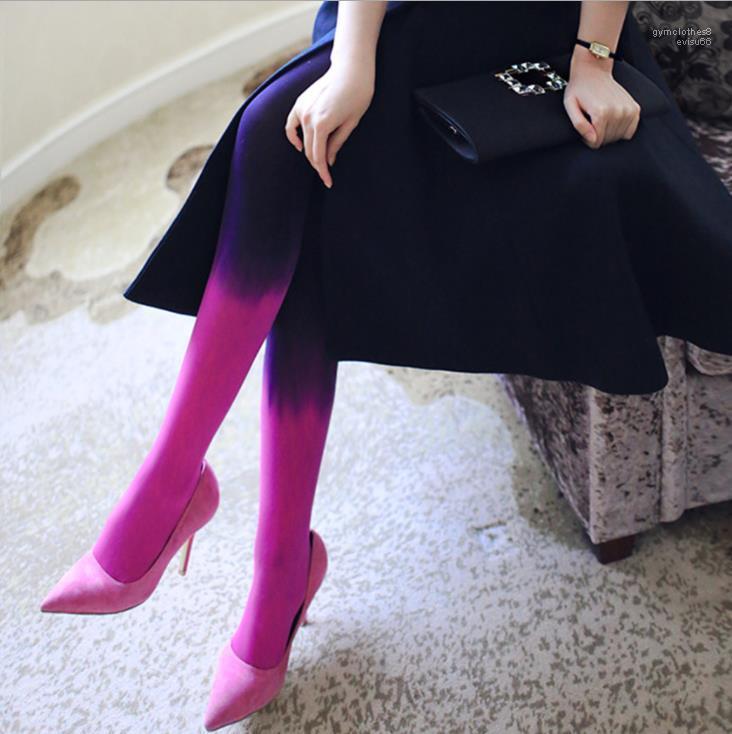 Legging Tights Vlevet tingido laço Mulheres Leggings Primavera Outono Bottoming
