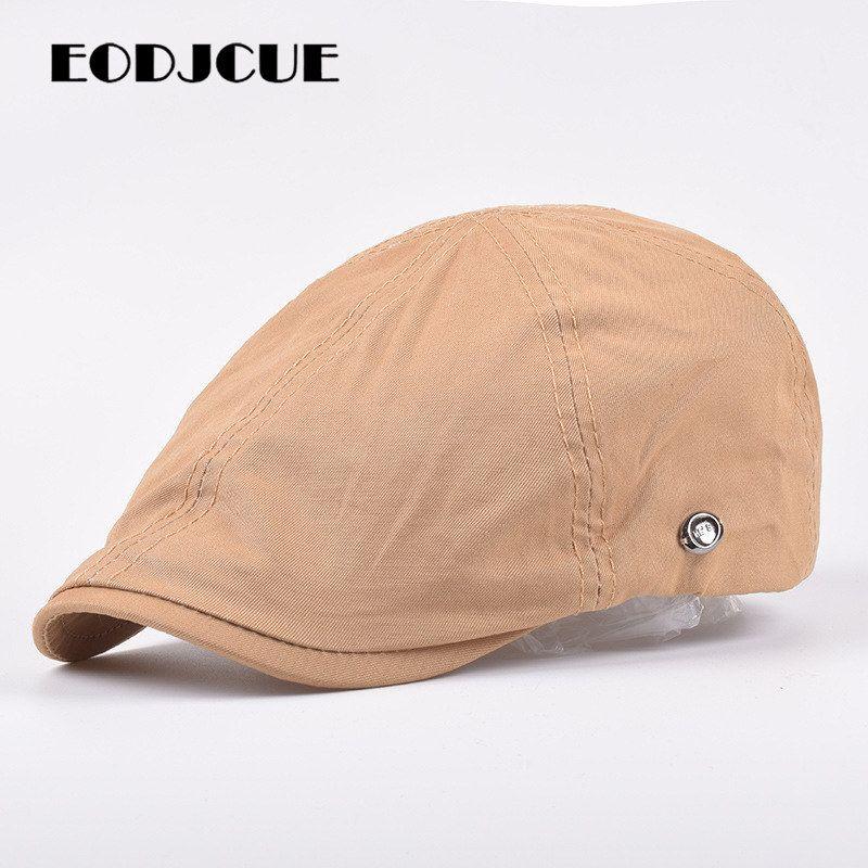 Novas verão ao ar livre Esportes de algodão Boinas Caps para mulheres dos homens Casual Caps Peaked Outdoor Sun Chapéus Casquette Cap