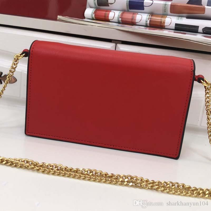 2020 sac à main de luxe de femme de mode chaud de haute qualité sac d'épaule chanter limitée classique portefeuille de sac N: VL0113