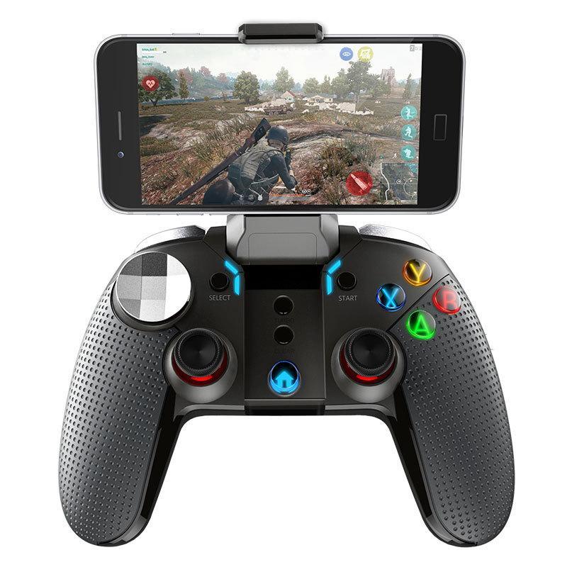 PG 9099 drahtloser Bluetooth Gamepad Game Controller Joystick für Android PC mit Teleskop Halter Freier DHL