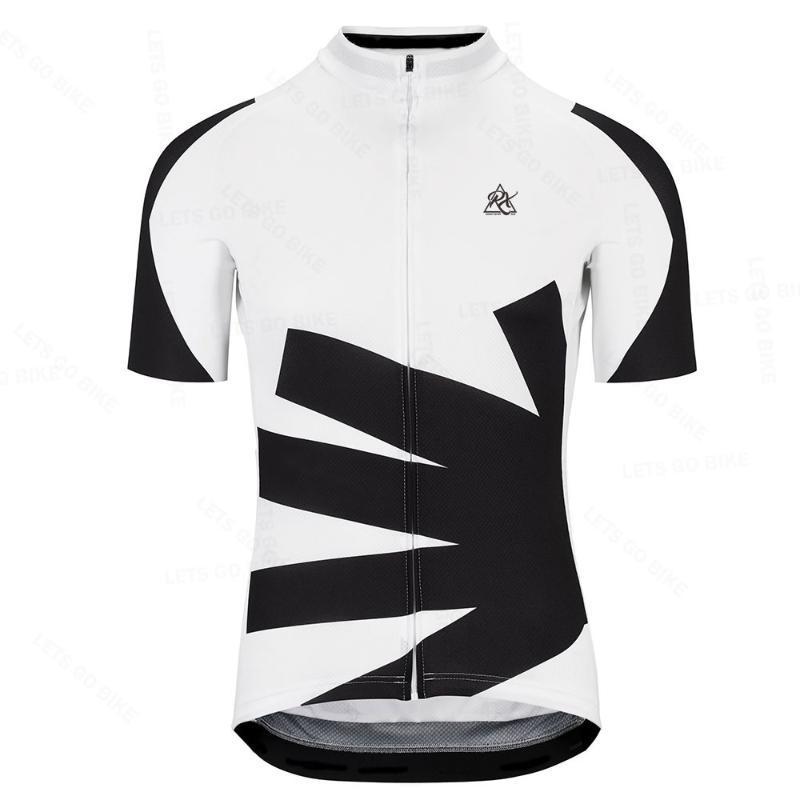 Мужчины Велоспорт одежда Pro Team Короткие рукава велосипедов Джерси Спорт MTB Wear Quick Dry Mens дорожный велосипед Одежда мужчина езда