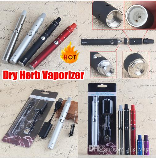 1pcs 650 1100 900 mAh dry herb vaporizer evod wax pen electronic cigarette mini ago g5 vaporizer dry herbal portable tank 510 thread