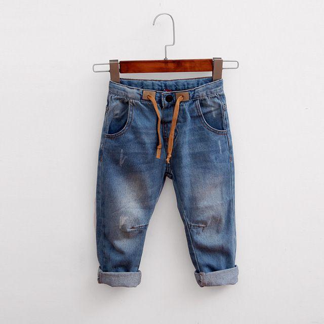 Compre Otono Bebe Nino Nina Jeans Regular Suave Ninos Jeans Pantalones Para Ninas Ninos Ninos Algodon Pantalon Para Moda Ninos Ropa A 15 59 Del Changshauu Dhgate Com