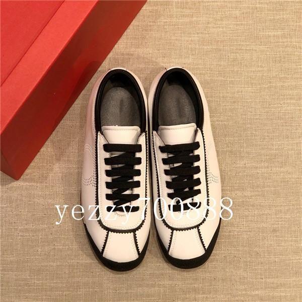 2020 chaussures mode du conseil des hommes de luxe, chaussures de sport, chaussures de sport en plein air, simple et à la mode, tout match Taille: 38-44 fdzhlzj b2584