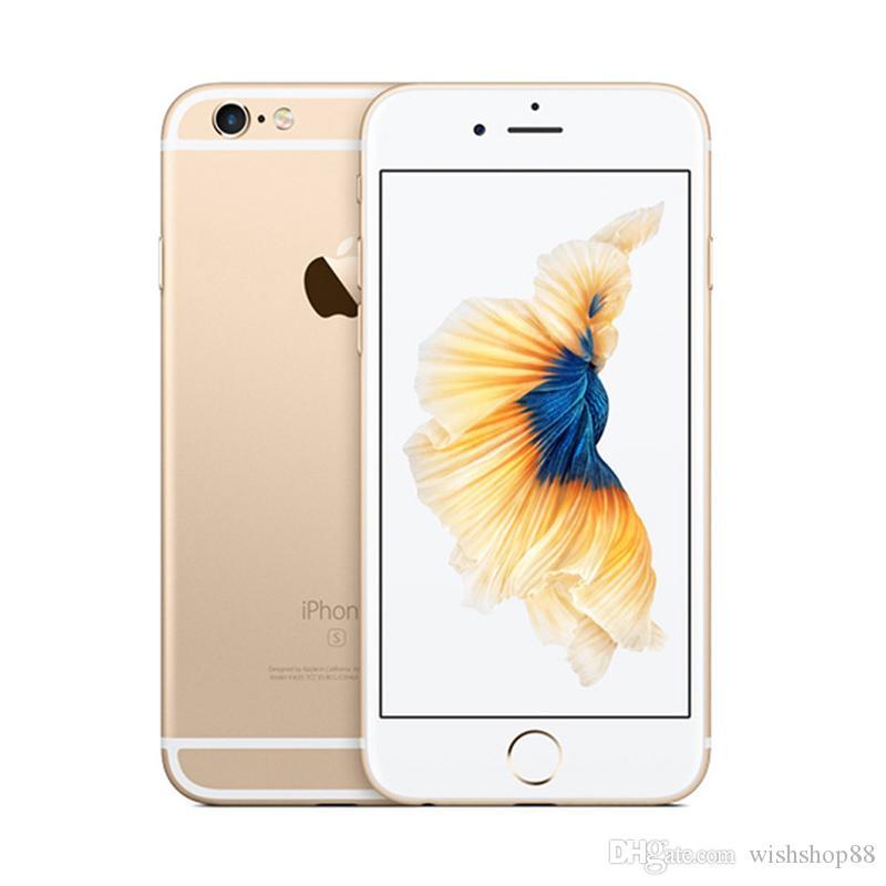 Original iPhone 6S Plus 5.5'' IOS Dual Core 16/64/128GB 4G LTE Fingerprint Smartphone good as S8 plus