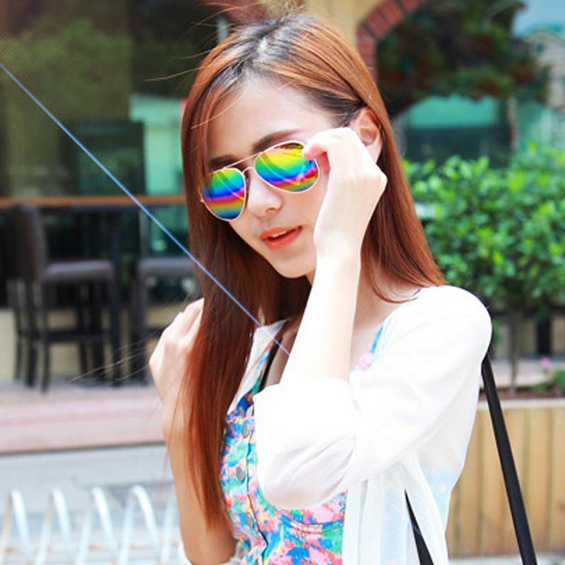 Conduite de lunettes de soleil 3025 Lunettes de soleil Mens Cuivre Cadre Cadre en métal Cadre classique Goggles en gros Lunettes de chauffeur Ingvq
