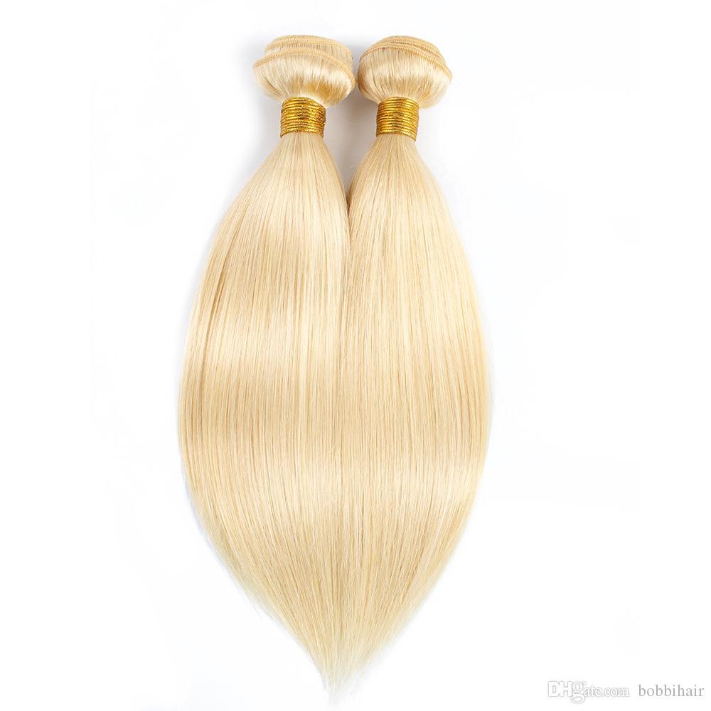 # 613 شقراء مستقيم الشعر نسج حزم البرازيلي بيرو الهندي الماليزية ريمي الشعر الإنسان ملحقات 1 أو 2 حزم 10-28 بوصة بالجملة