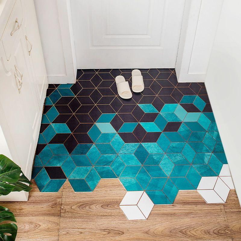 Tailable recortada o lavable kitche n puerta de la casa alfombra de la puerta de la cocina lavable alfombra antideslizante antideslizante