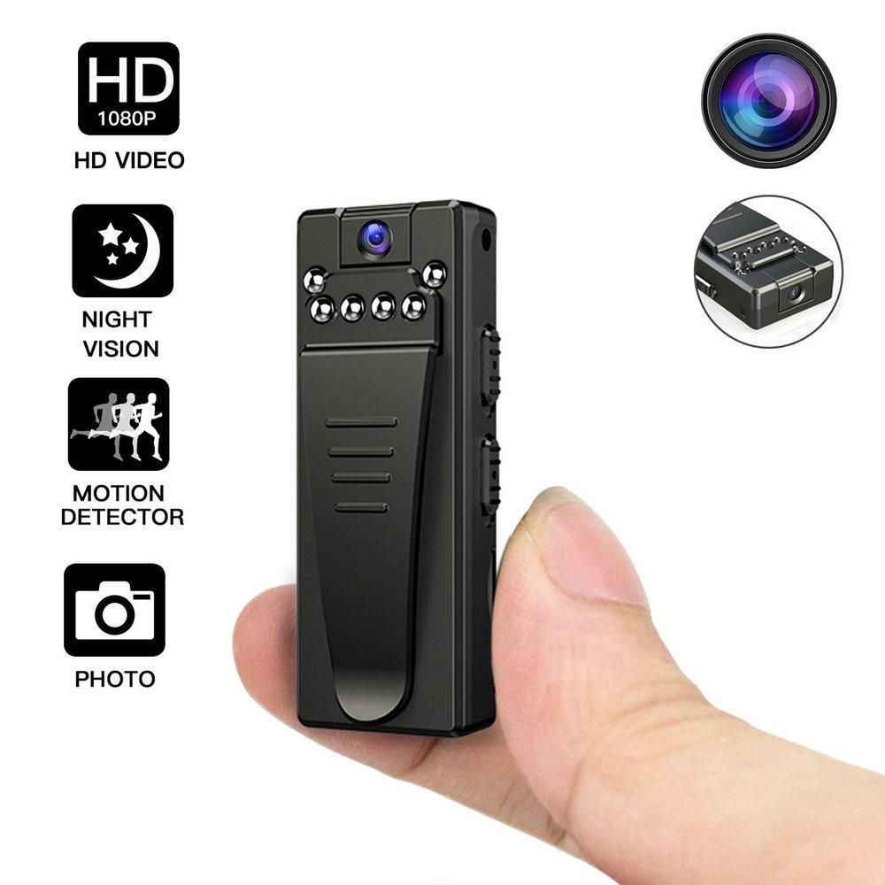 A7 1080P Mini videocamera HD Videocamera Registratore audio digitale 5M Sensore di movimento a infrarossi per webcam Azione sportiva Micro Cam