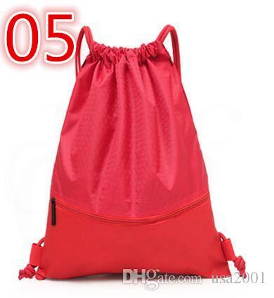 2019 новый стадион Clear Кошелька Одобренной сумка Профессионального футбольные трикотажного мешок хранения Easy вентилятор аксессуары basketballq0001005