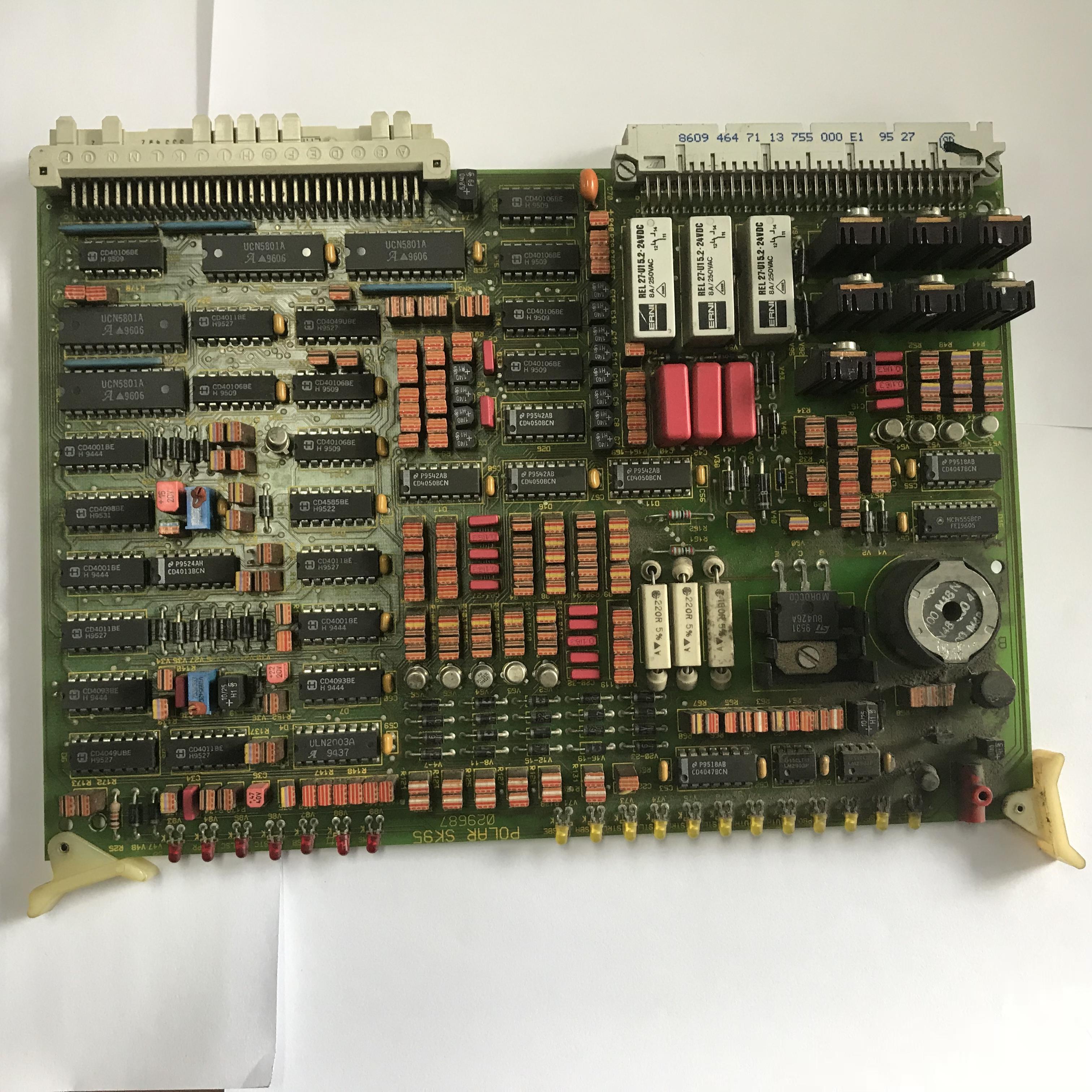 Polar 115 электрический щит оригинальный E1 круг карты и вторая рука высокого качества международного стандарта на продажу