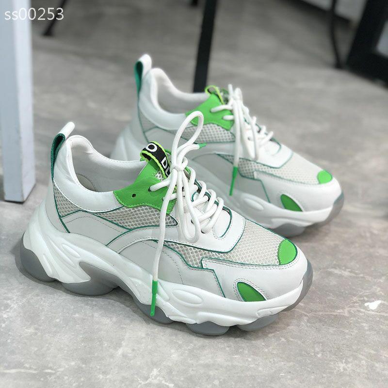 Top qualité Chaussures de course pour les femmes multi bas Nouveau Arrivée Sneaker Combinaison Soles Bottes Femmes Runner Chaussures de sport Chaussures Casual Type6