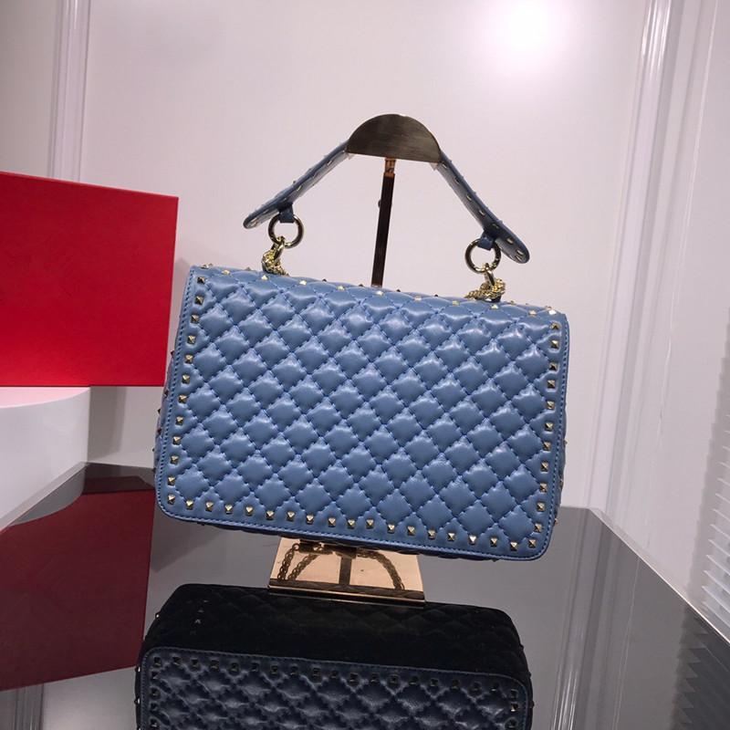 2019 Синий новой моды сумки сумка леди мешок зеленый камень Знакомства Дата черный мешок День святого Валентина сумки