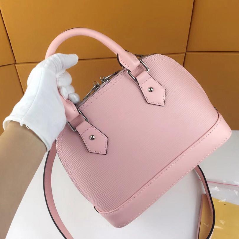 25cm mulheres clássicas Água ondulação Shell totes pacote senhoras ombro único crossbody bags bolsas bolsa grande capacidade de compras sacos