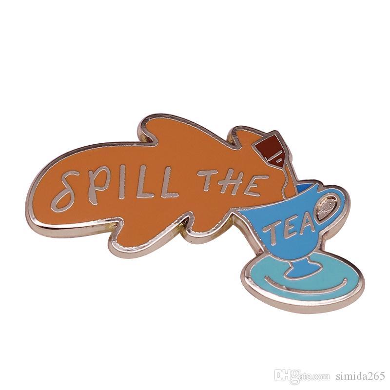 Drag Race RuPaul jeu de mots broches d'émail inspiré des bijoux d'art esthétique