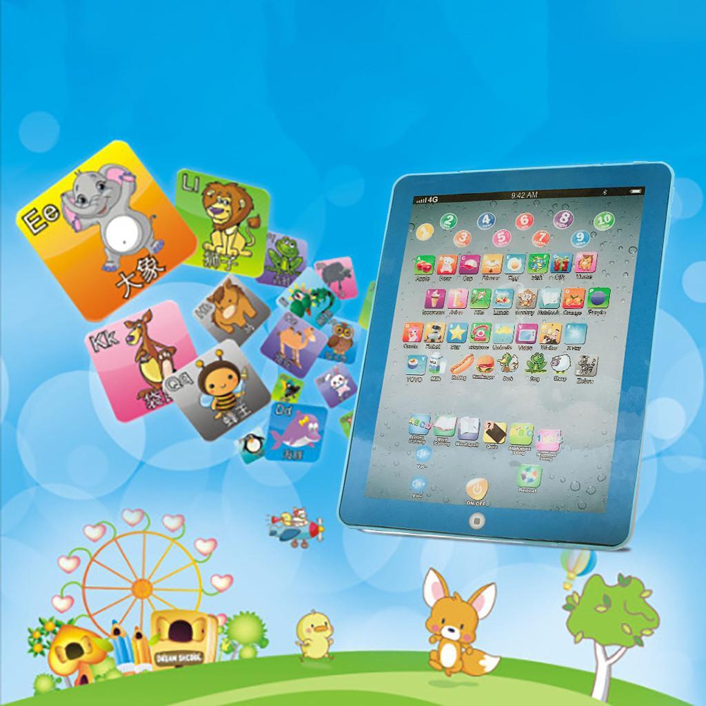 Cadeau pour l'éducation de lecture Tablet machine d'apprentissage multi-fonctionnelle pour enfants Mode Méthodes Enfants Toy Mini Game