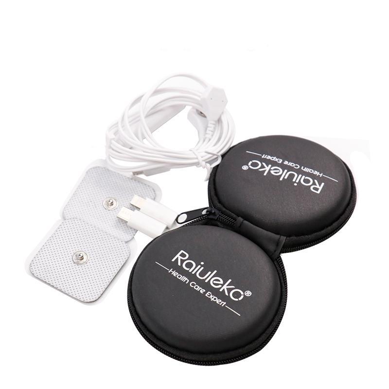 assage Расслабление Расслабление лечение Мини иглоукалывания терапия Телефон тела Массажер Электрические соединения мобильных мышц Stimula ...