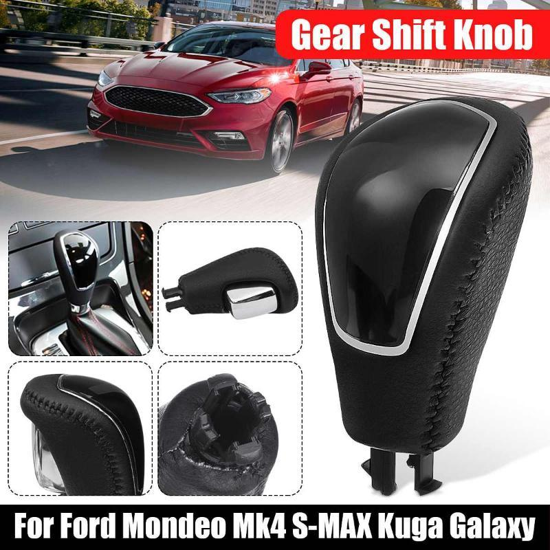 Car Gear Shift Knob Automatic Transmission Lever Shifter Gear Stick For / Mondeo 4 / S-MAX/Kuga / Galaxy 2006-2015
