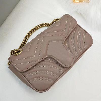 Hot Fashion Classic Luxury Leather Frontklappe Schultertasche V-geformte Herz Clutch-Bag Designer Umhängetasche Umhängetasche Tasche Handtasche mit Bügel