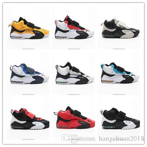 Hot Sale 2020 Almofada Black Fashion Mens Branca ar de alta qualidade tênis de basquete Sneakers Moda Ao ar livre Esportes Designer sapatos de corrida
