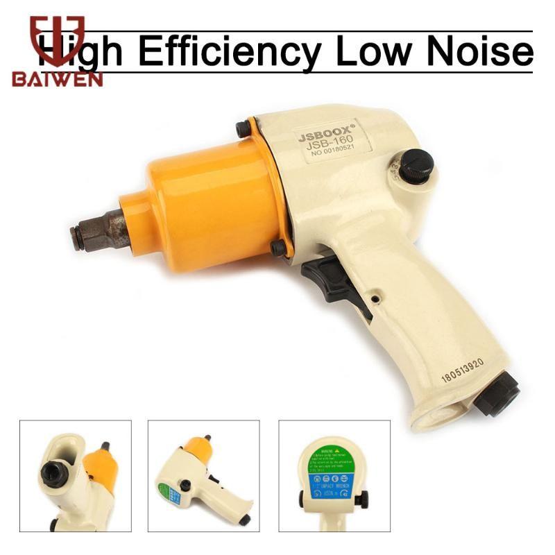 1/2 '' Unità Air Impact Wrench pistola portatile di riparazione auto professionale pneumatici utensili pneumatici Automotive Strumenti accessori per la casa
