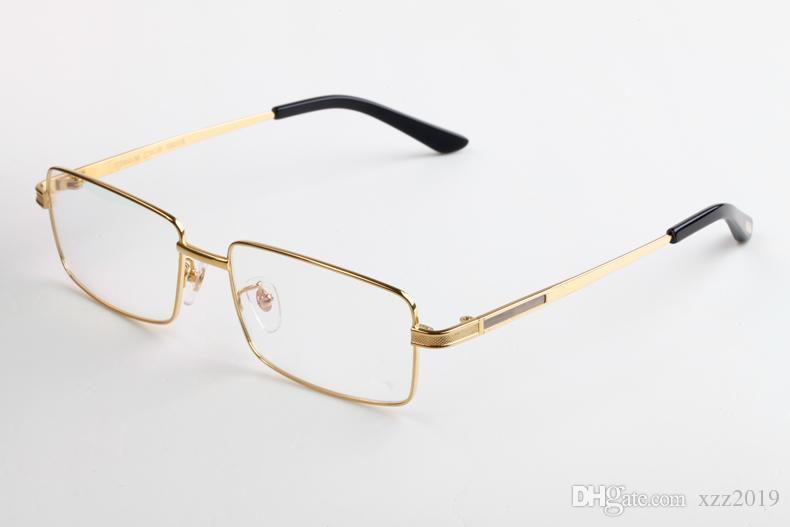 كامل حافة خفيفة نظارات رجل نظارات إطارات مصمم eyeware راي حماية النظارات التيتانيوم النظارات الطبية rx- قادرة