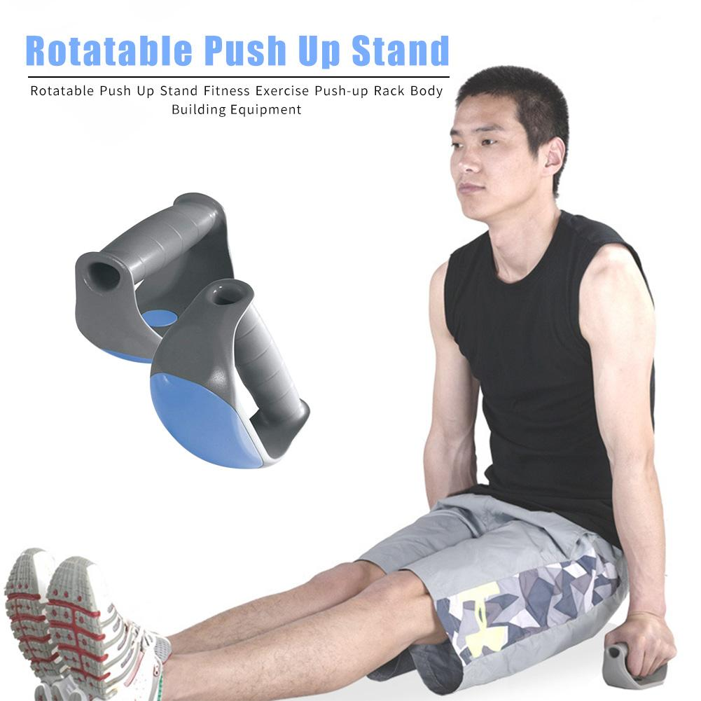 Push Up Support complet Rotatif Fitness exercice Push-up rack Gym Accueil Musculation Équipement Outil de formation