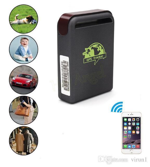 뜨거운 판매 미니 GPS / GSM / GPRS 자동차 차량 추적기 TK102B 실시간 추적 장치 사람 추적 장치