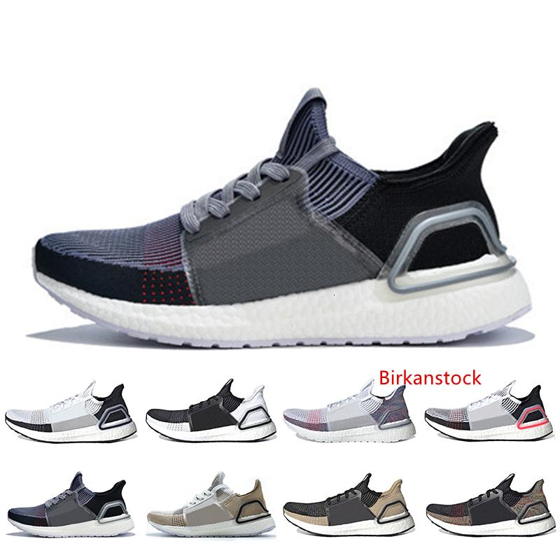 Sale 2019 Ultra 19 Laser Red Refract Oreo mens running shoes for men Women Ultra UB 5.0 Raw Sand-Grey Sports Sneakers Designer