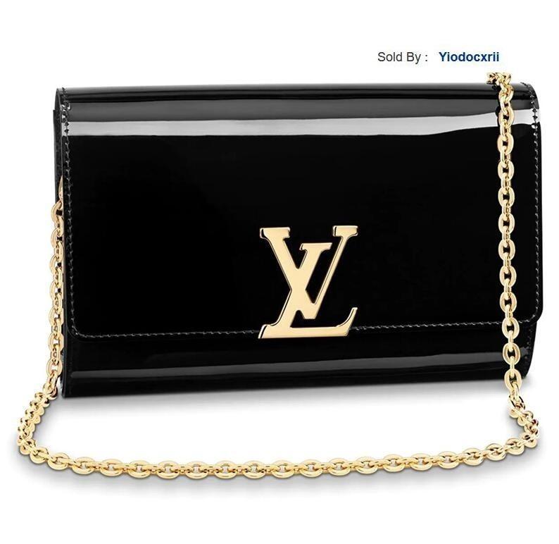 yiodocxrii 1T3V Handbag Large Calf Leather Chain Shoulder Sling Handbag M51633 Totes Handbags Shoulder Bags Backpacks Wallets Purse