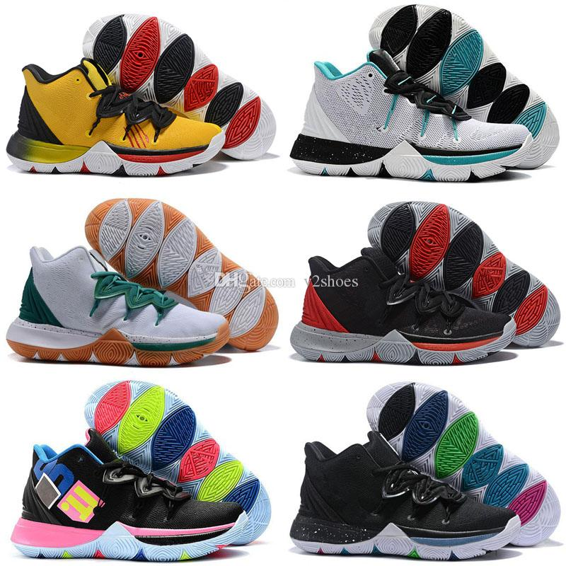 Kyrie Black Magic 5 Basketball Shoes