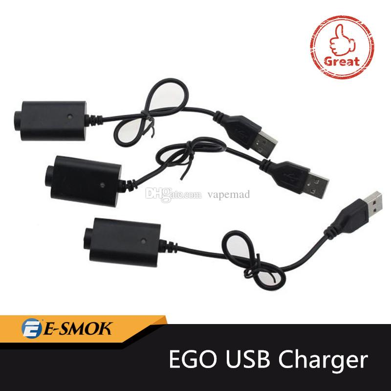 1x USB Cable Charger Fits For EGO EVOD 510 Ego-t Ego-c Battery Charging Wire Hot