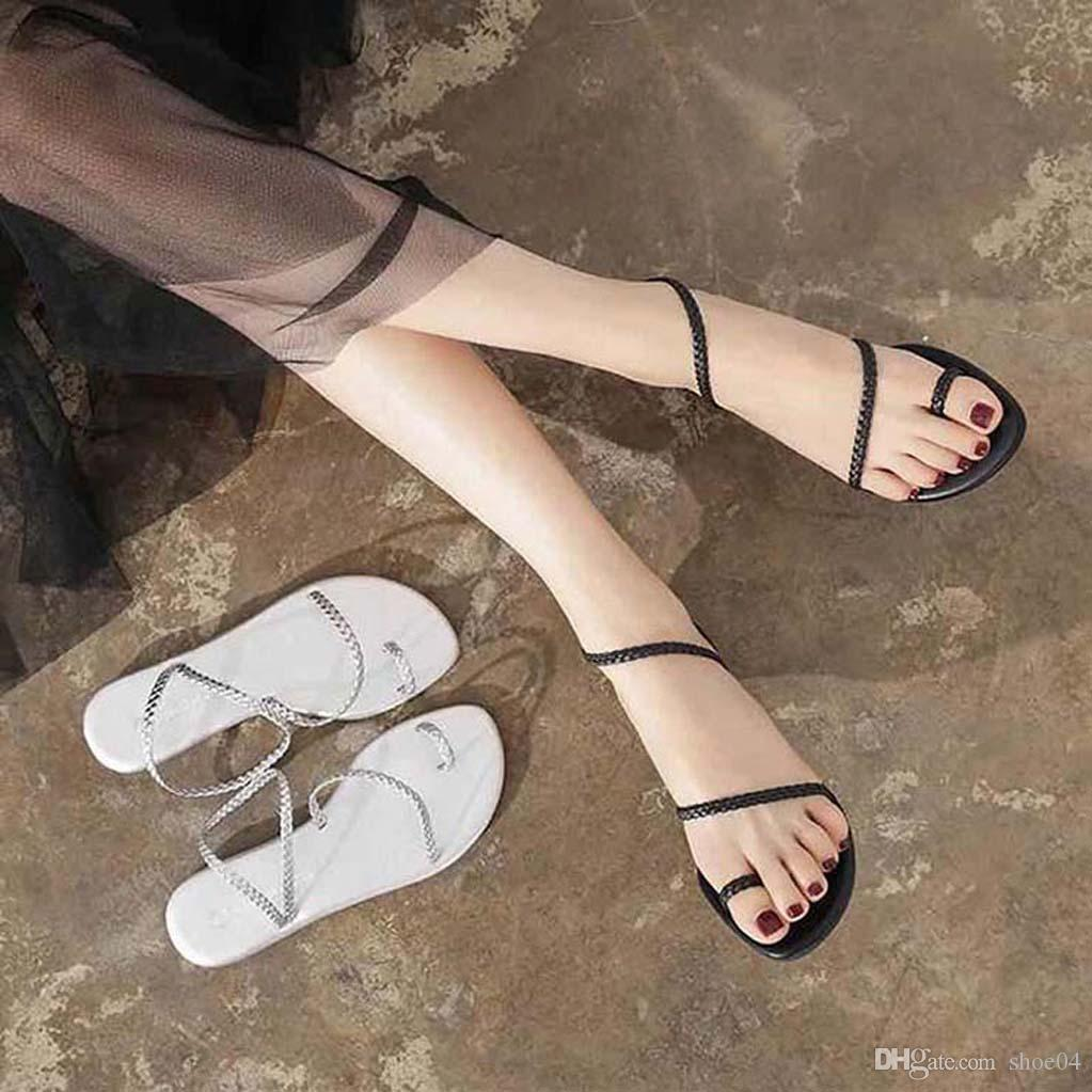 women shoes Sandals High Quality heels Sandals Slippers Huaraches Flip Flops Loafers shoe For slipper shoe04 PL098