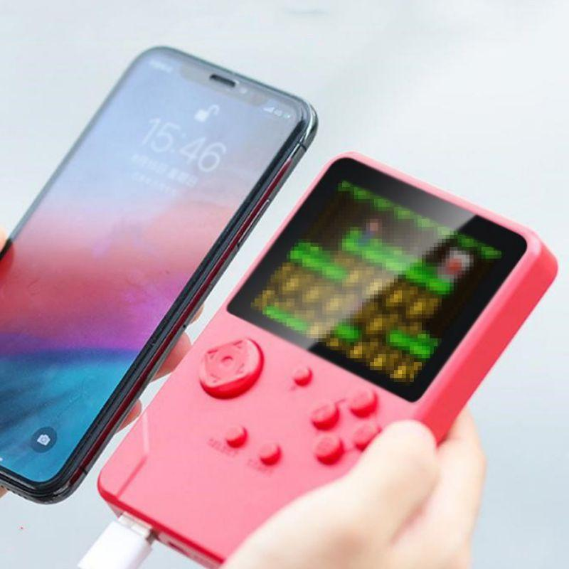 Супер Mobile Power Handheld Retro Game Console FC RS-92 NES система Дети Game Player New