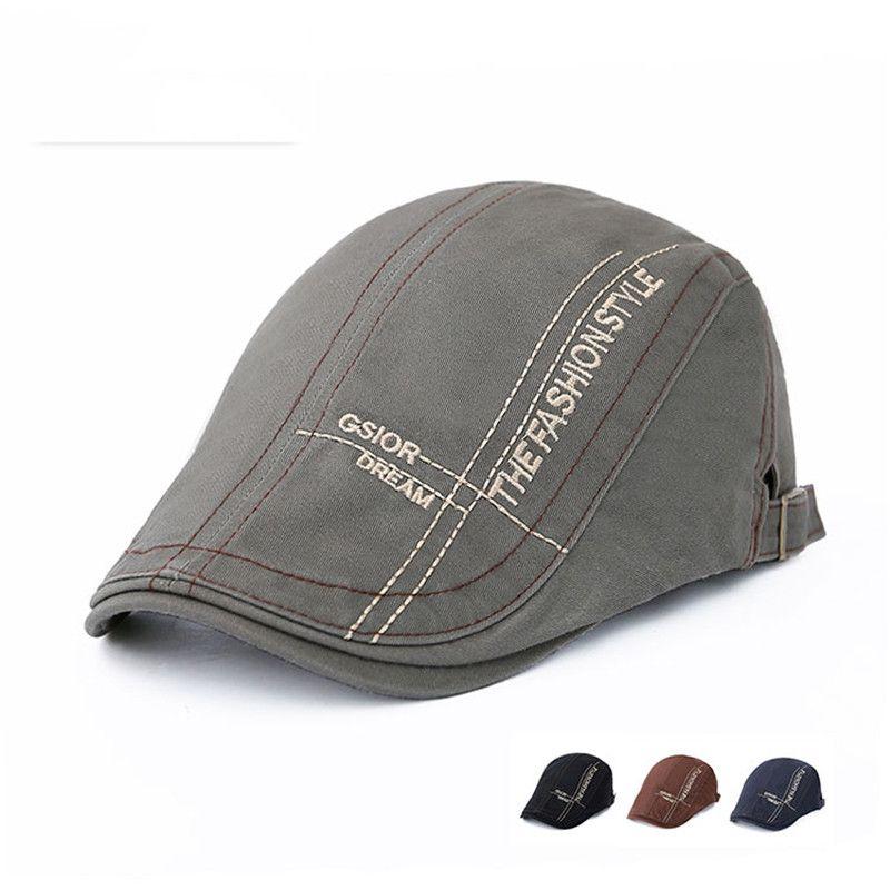 قابل للتعديل 100 ٪ قبعات القطن القبعات للرجال النساء لربيع وصيف في الهواء الطلق تنفس العظام بريم القبعات أحد قبعة قبعة التطريز القبعات