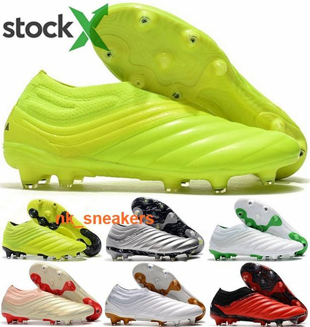 size us 12 women ball Mens 20 FG Copa 19 new arrival 2020 soccer football AG boots Tenis Shoes eur 46 Men cleats red ladies children calcio