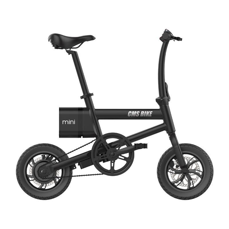 CE утвержден 12-дюймовый мини складной велосипед электронной 250w дешевый маленький складной Ebike