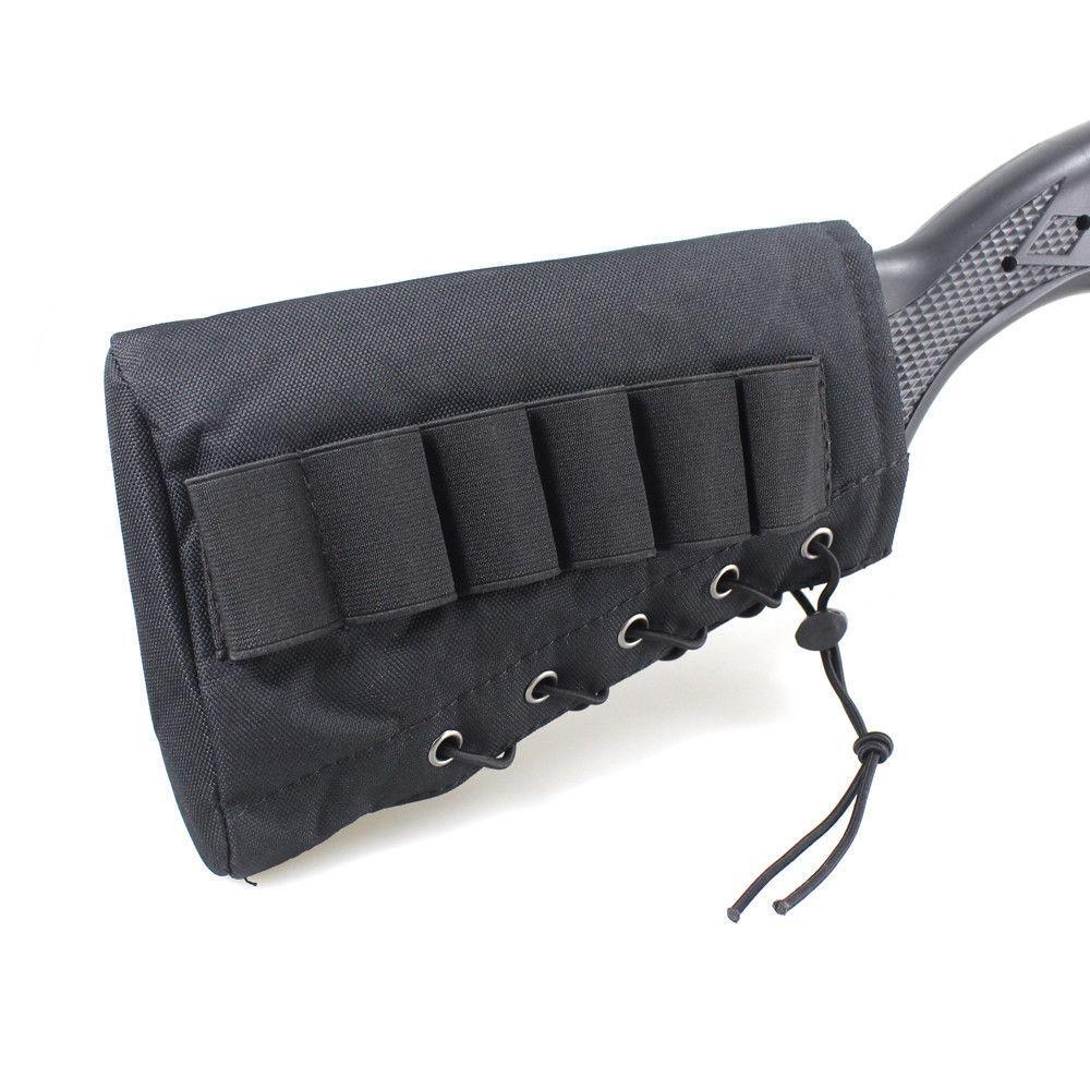 Support porte-cartouches pour crosse de fusil de chasse pour 5/cartouches de calibre/12//20