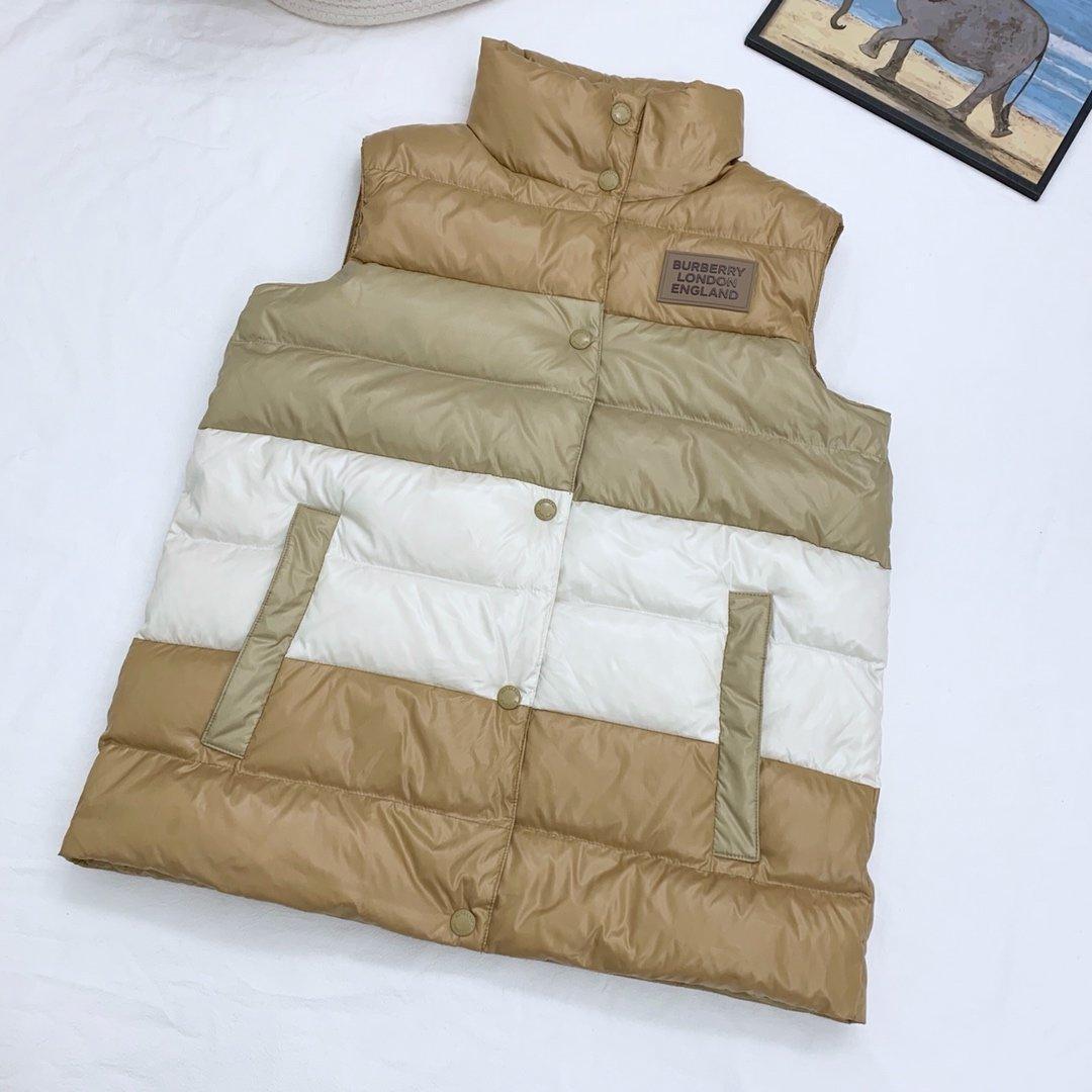 19 Livraison gratuite Arrivée Mode Marque Femmes Gilet Manteau Casual Hiver Hommes Down Jacket Luxe Hot Sale Bonne qualité Down Jacket B104655Y