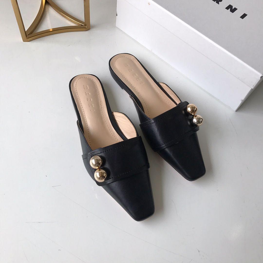 Top 2019 dernières boucle de ceinture en cuir en cuir tendance de luxe d'été dames sandales mode casual marque 3 couleurs Taille 35-40