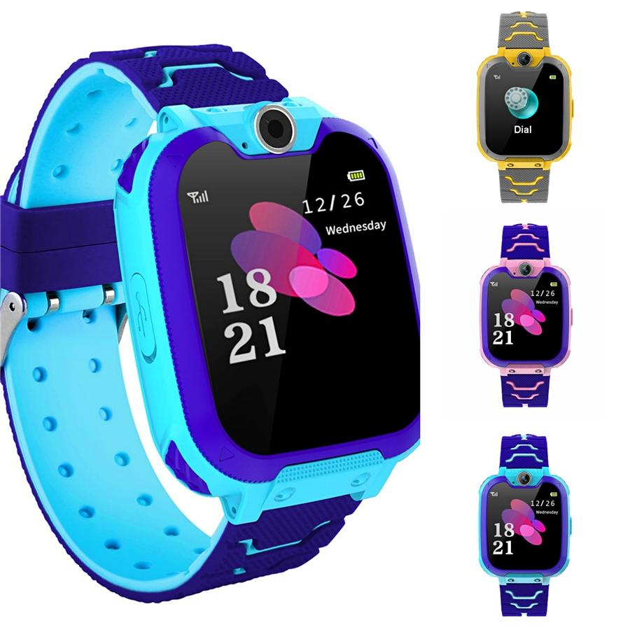 Silicone relógio do esporte crianças Relógios Rapazes Raparigas Estudantes Time Clock eletrônico Digital Lcd Digital-Watch presente # 788