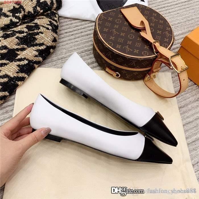 2020 donne di corrispondenza scarpe col tacco alto di colore a punta, con una vasta gamma di tacchi a spillo per feste in affari con l'imballaggio originale